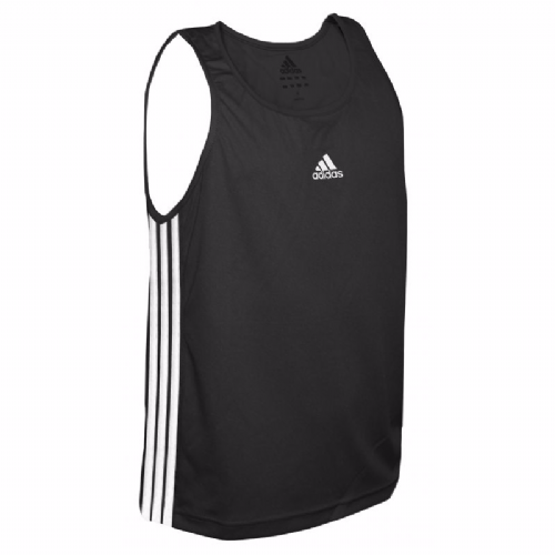 Adidas Kids Base Punch Boxing Vest - Black